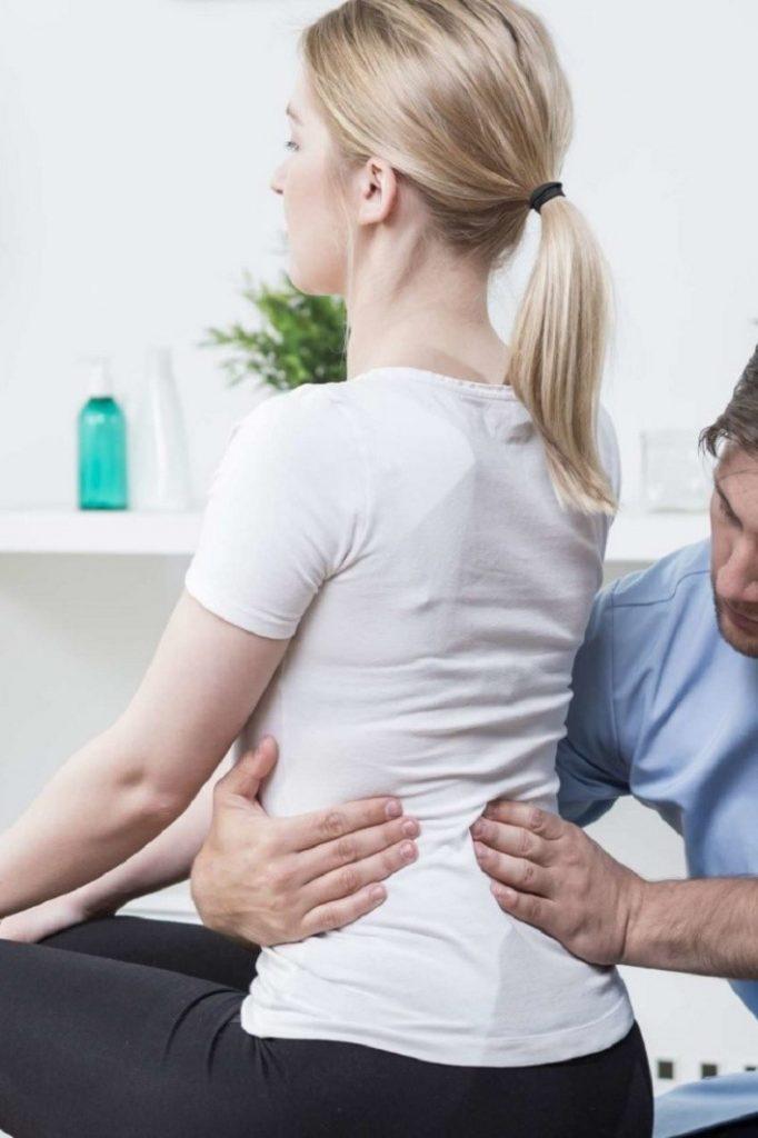 تشخیص گودی کمر