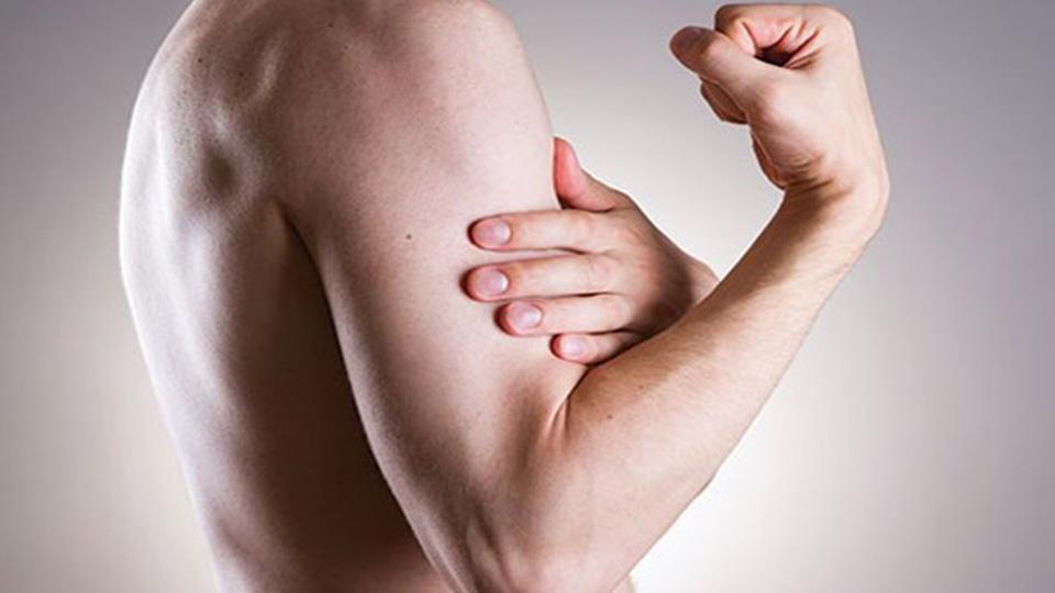 تاندینوپاتی عضله دو سر بازویی