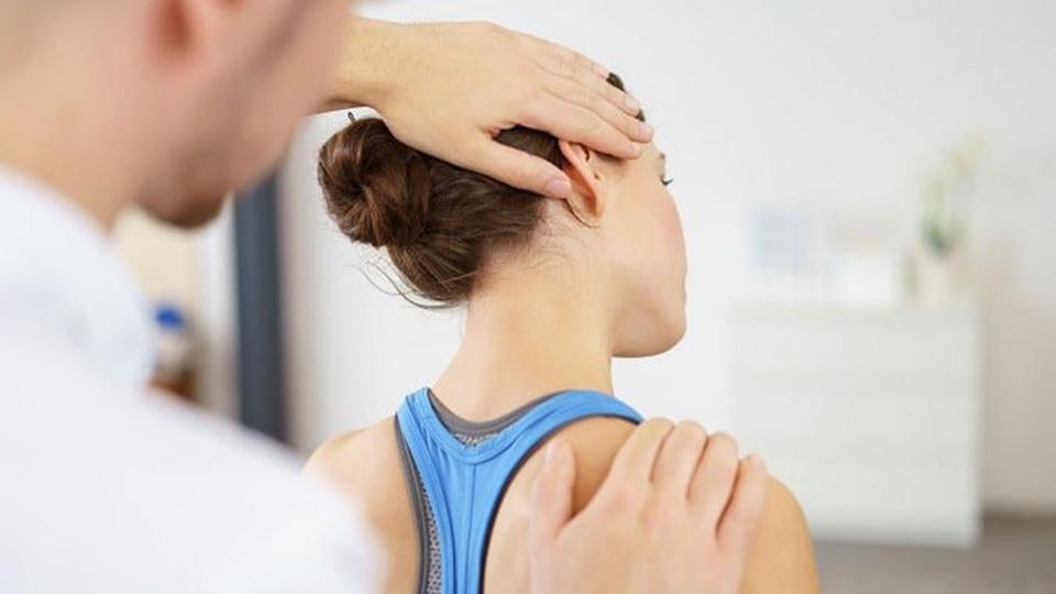 درمان دیسک گردن در منزل